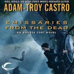 Kathe Mazur Narrator Emmisaries from the Dead Audiobook